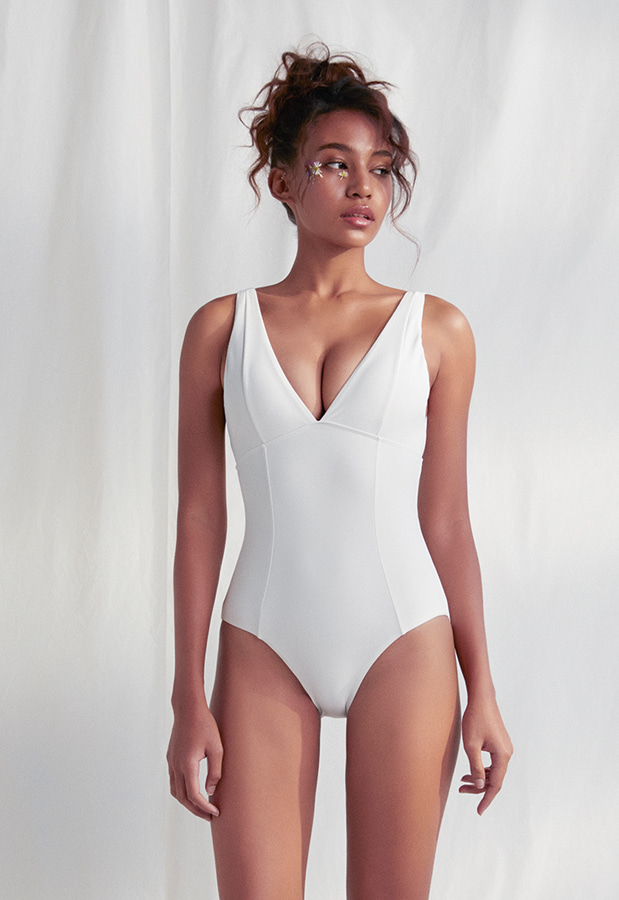 20 Clara One Piece - Off White
