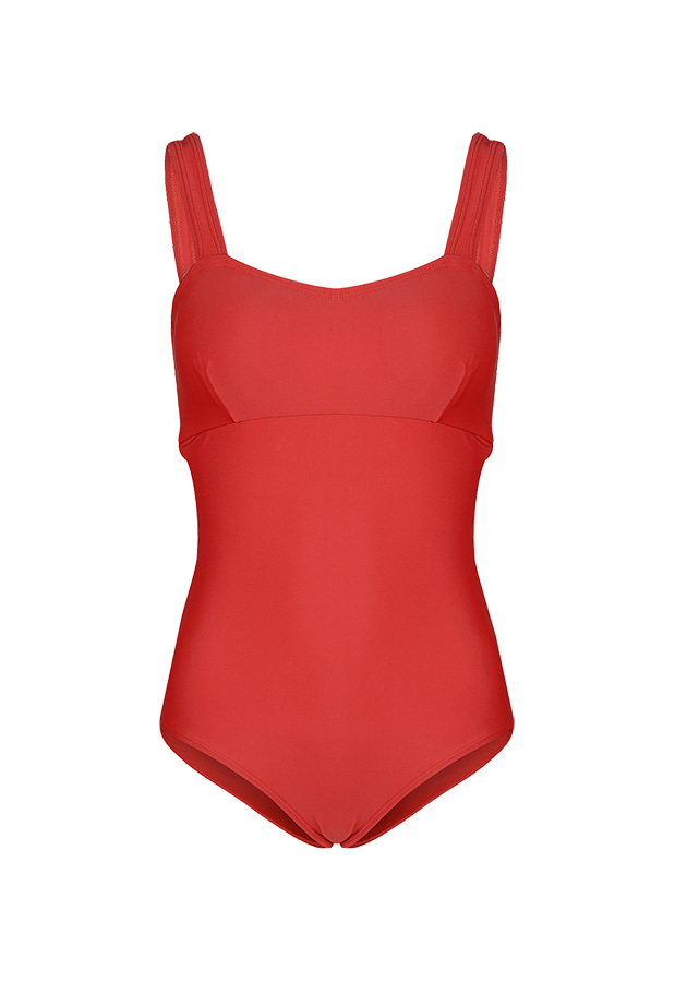 20 Marion One Piece - Rose Red